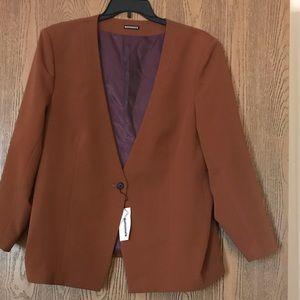 ❤️ Sumissura Blazer Plus Size New!